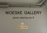 The Woeske Gallery Berlin cordially invites you and your friends to the grand opening.